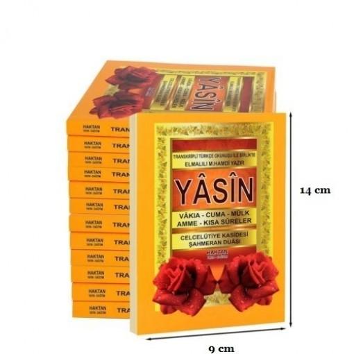 Cepboy Karşılıklı Mealli Türkçe Okunuşlu 240 sayfa Yasin-i Şerif