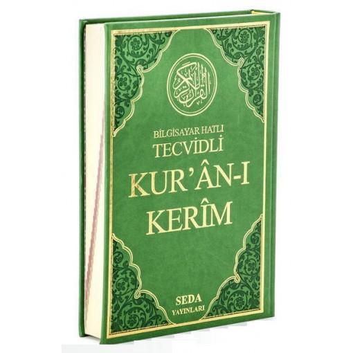 Seda Yayınları Tecvidli Rahle boy Kuranı kerim