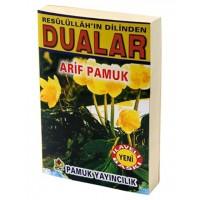 Pamuk Yayınları Resulullahın Dilinden Dualar / Dua-053
