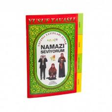 Tavaslı Yayınları Namazı Seviyorum Çantaboy