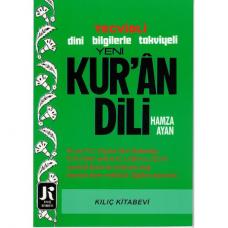 Kılıç yayınları Hamza Ayan Tecvidli Kur'an Dili