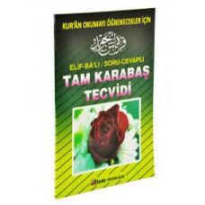 Alem Yayıncılık - Tam Karabaş Tecvidi Osmanlıca Tam Metin