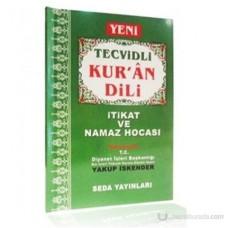 Yeni Tecvidli Kur'An Dili İtikat Ve Namaz Hocası (Orta Boy, Kod: 095)-Kolektif