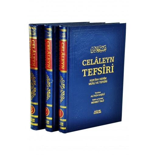 Celaleyn Tefsiri Tercümesi Kuran-I Kerim Meali Ve Tefsiri