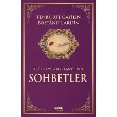 Tenbihü'l Gâfilin Bostânü'l Arifîn - İTHAL KAĞIT