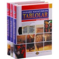 Sahabe Hayatından Tablolar, Abdurrahman Refet el-Başa, Taceddin Uzun, 3 cilt, Uysal kitabevi-Kervan