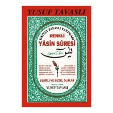 RENKLİ YASİN'İ ŞERİF ORTABOY TAVASLI