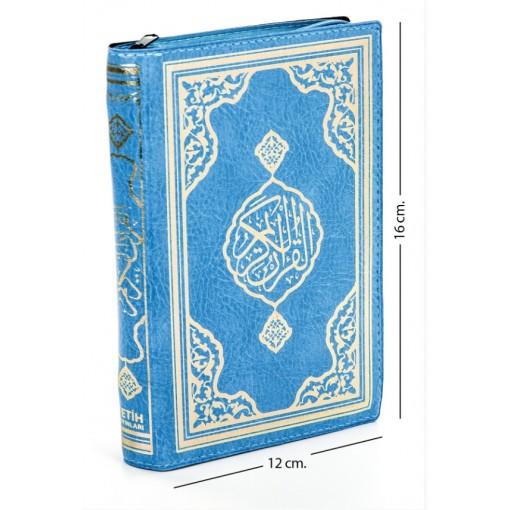 Çantaboy Kur'an-ı Kerim Fermuarlı