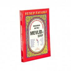 Musahhah Metinli Mevlid-i Şerif - Yusuf Tavaslı