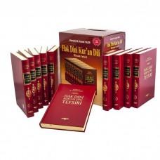 Hak Dini Kur'an Dili Tefsiri Elmalı Muhammed Hamdi Yazır 10 cilt