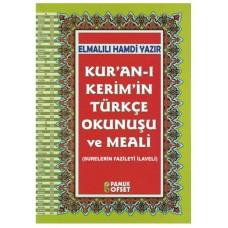 Kuran-ı Kerimin Türkçe Okunuşu ve Meali / Kuran-203