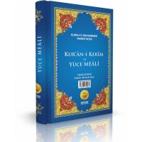 Kur'an-ı kerim Meali Bilgisayar Hatlı Rahleboy MÜHÜRLÜ