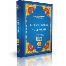 Kur'an-ı kerim Meali Bilgisayar Hatlı Camiboy MÜHÜRLÜ